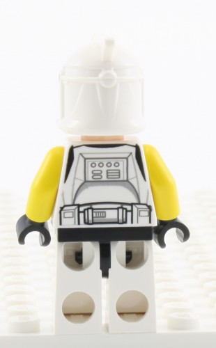 Clone Commander - Back