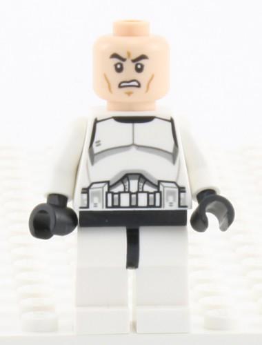Clone Trooper - Face