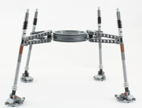 Homing Spider Droid - Legs and Center
