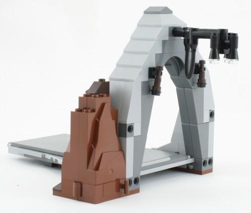 Platform - Rear