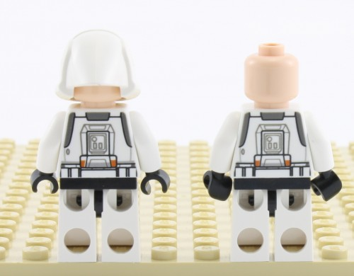 Republic Troopers - Back