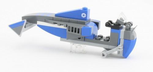 Separatist Speeder - Alt View