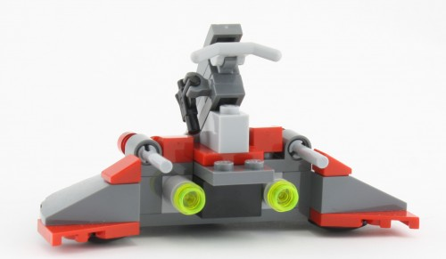 Speeder - Back