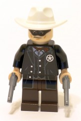 79106 The Lone Ranger Front
