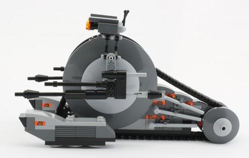 Tank Droid - Side