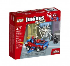 10665 Spider-Man- Spider-Car Pursuit 1