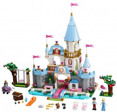 41055 Cinderella's Romantic Castle 2