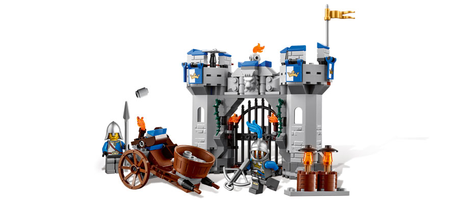 Lego castle products