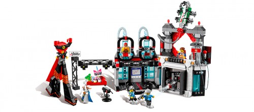 70809 Lord Business' Evil Lair 3