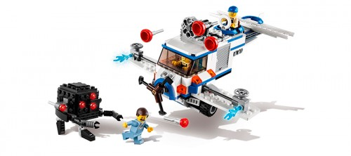 70811 The Flying Flusher 3