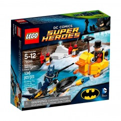 76010 Batman- The Penguin Face off 1