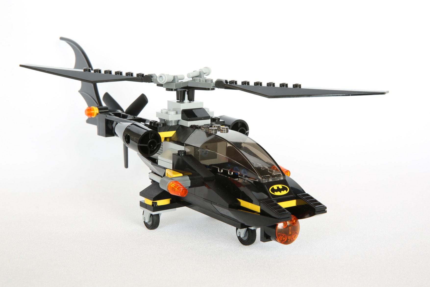 Lego batcopter 2019