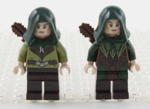 79012 - Mirkwood Elf Comparison