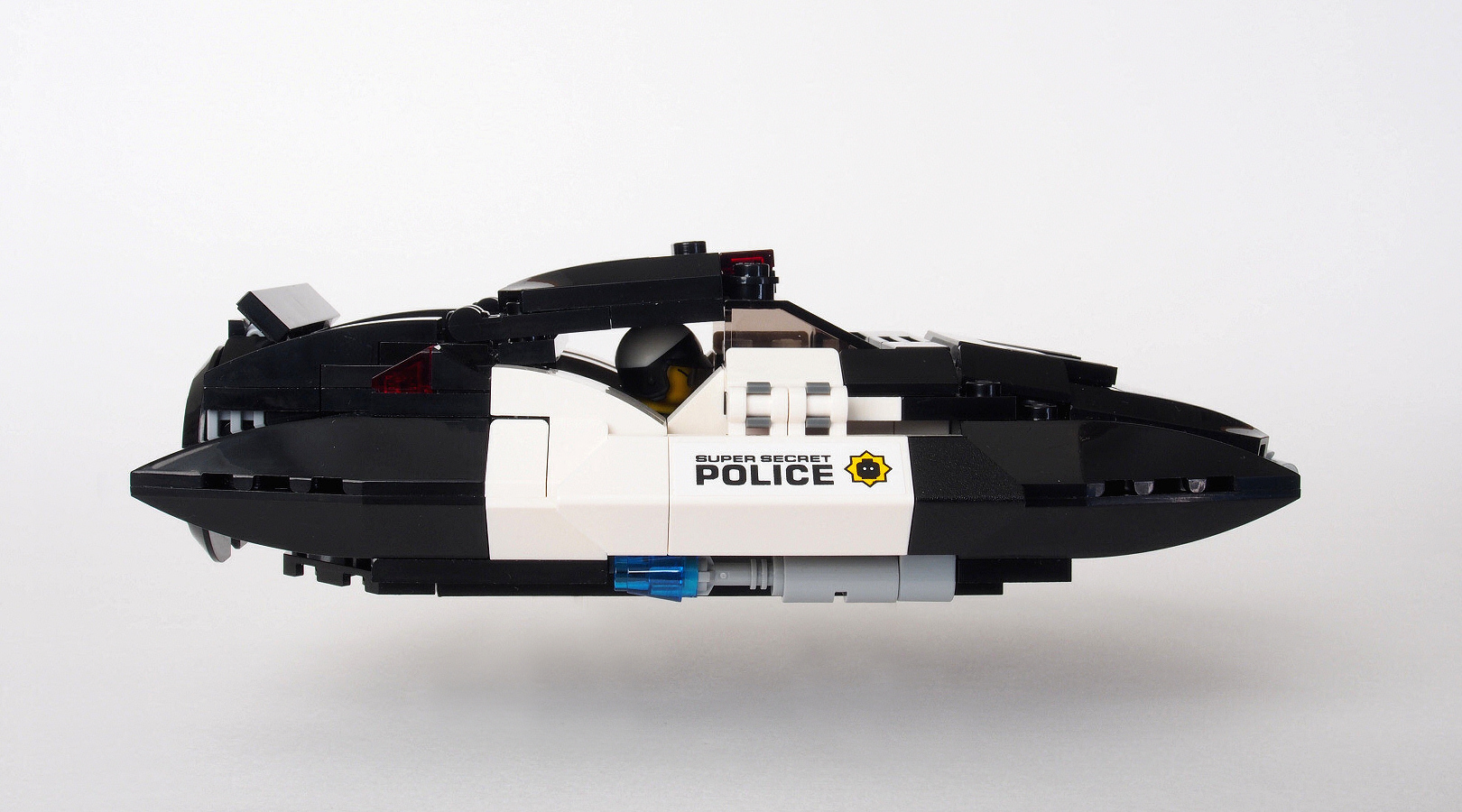 Review 70802 Bad Cop S Pursuit Fbtb