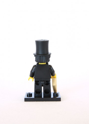 The LEGO Movie Minifigures - Abraham Lincoln 2