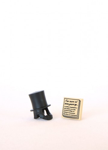 The LEGO Movie Minifigures - Abraham Lincoln 3
