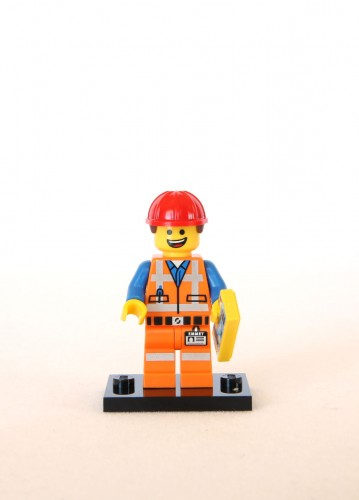 The LEGO Movie Minifigures - Emmet 1