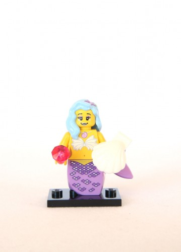 The LEGO Movie Minifigures - Marsha Queen of the Mermaids 1