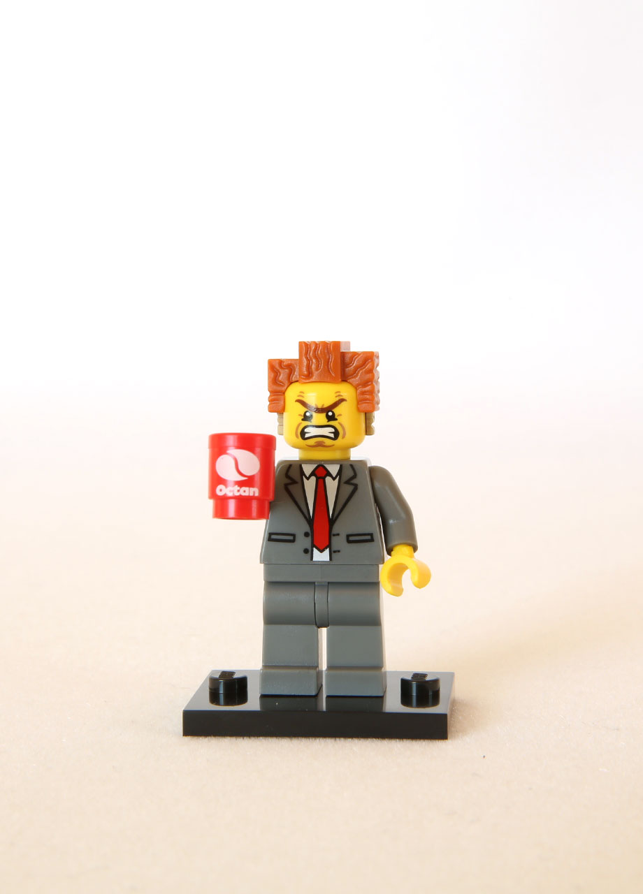 Review 71004 Lego Minifigures The Lego Movie Series Fbtb