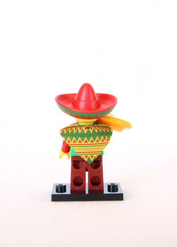 The LEGO Movie Minifigures - Taco Tuesday Guy 2