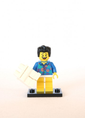 The LEGO Movie Minifigures - Where Are My Pants Guy 1
