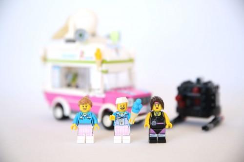 70804 Ice Cream Machine - 1