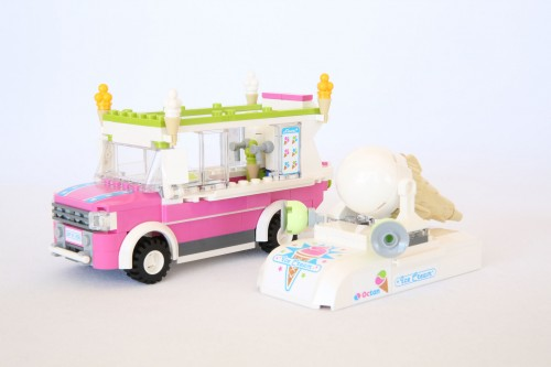 70804 Ice Cream Machine - 11