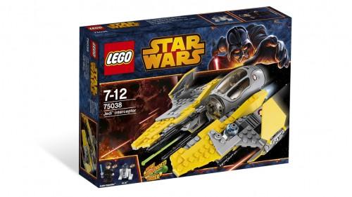 75038 Jedi Interceptor 1