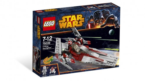 75039 V-Wing Starfighter 1