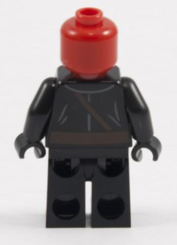 76017 - Red Skull Back