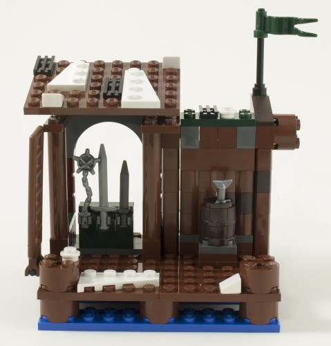 79013 - Dock and Armory