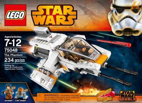 Star Wars Lego - Rebels - The Phantom