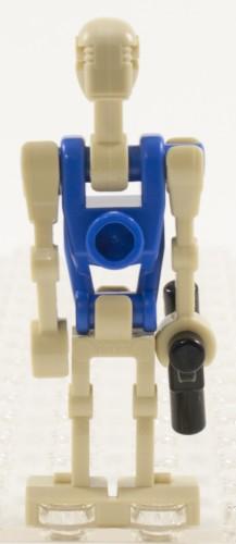 75041 - Pilot Droid Back