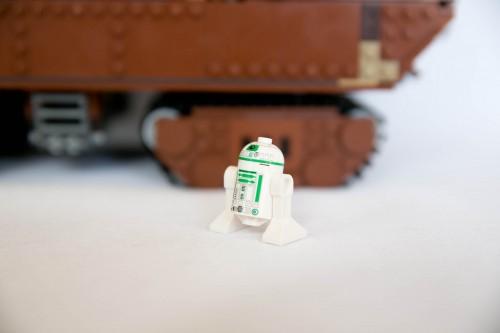 75059 Sandcrawler - R2 Unit