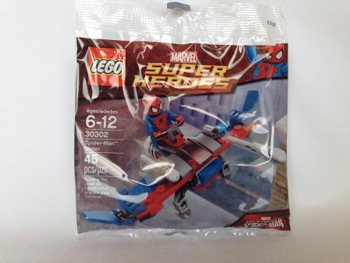 30302 Spider-Man Glider