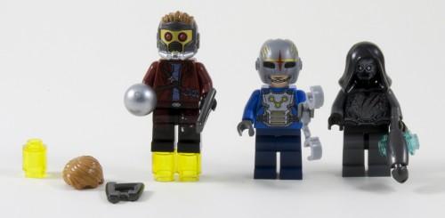 76019 - Minifigs
