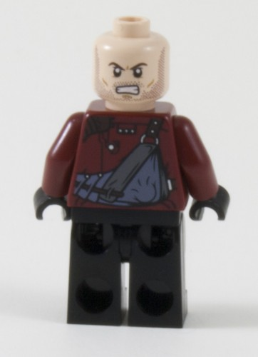 76019 - Star-lord Alt-face