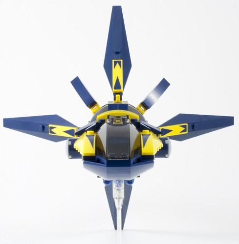 76019 - Starblaster Front