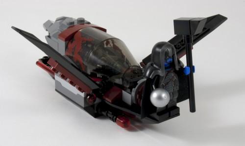 76021 - Necrocraft with figures