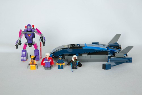 76022 X-Men vs. The Sentinel-1