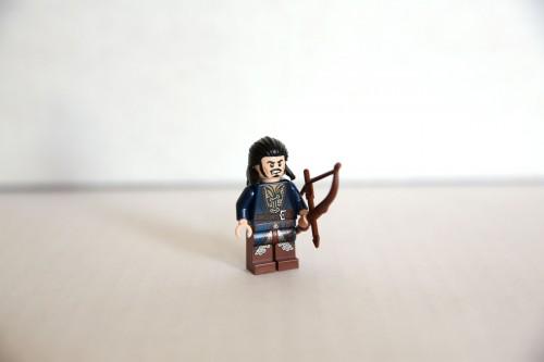 LEGO SDCC Exclusive Minifigure Bard the Bowman 1