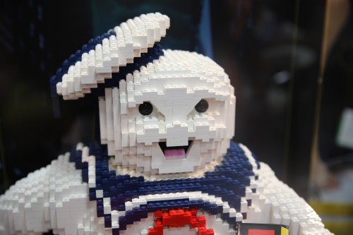 LEGO Stay Puft Marshmallow Man 2