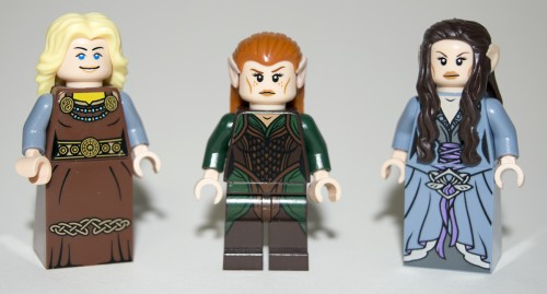 Ladies and a Custom for Lord of the Rings
