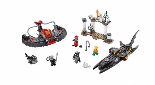 76027 Black Manta Deep Sea Strike Set