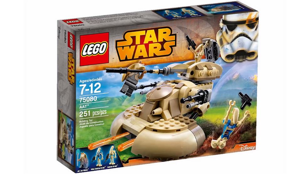 Lego star wars forum from bricks to bothans view topic - Lego star wars vaisseau droide ...