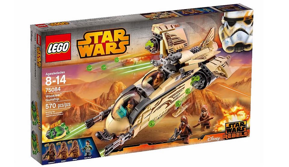 LEGO-Star-Wars-Rebels-2015-Wookie-Gunship-75084 - FBTB
