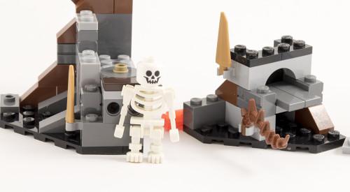 79015 - Assembled Skele