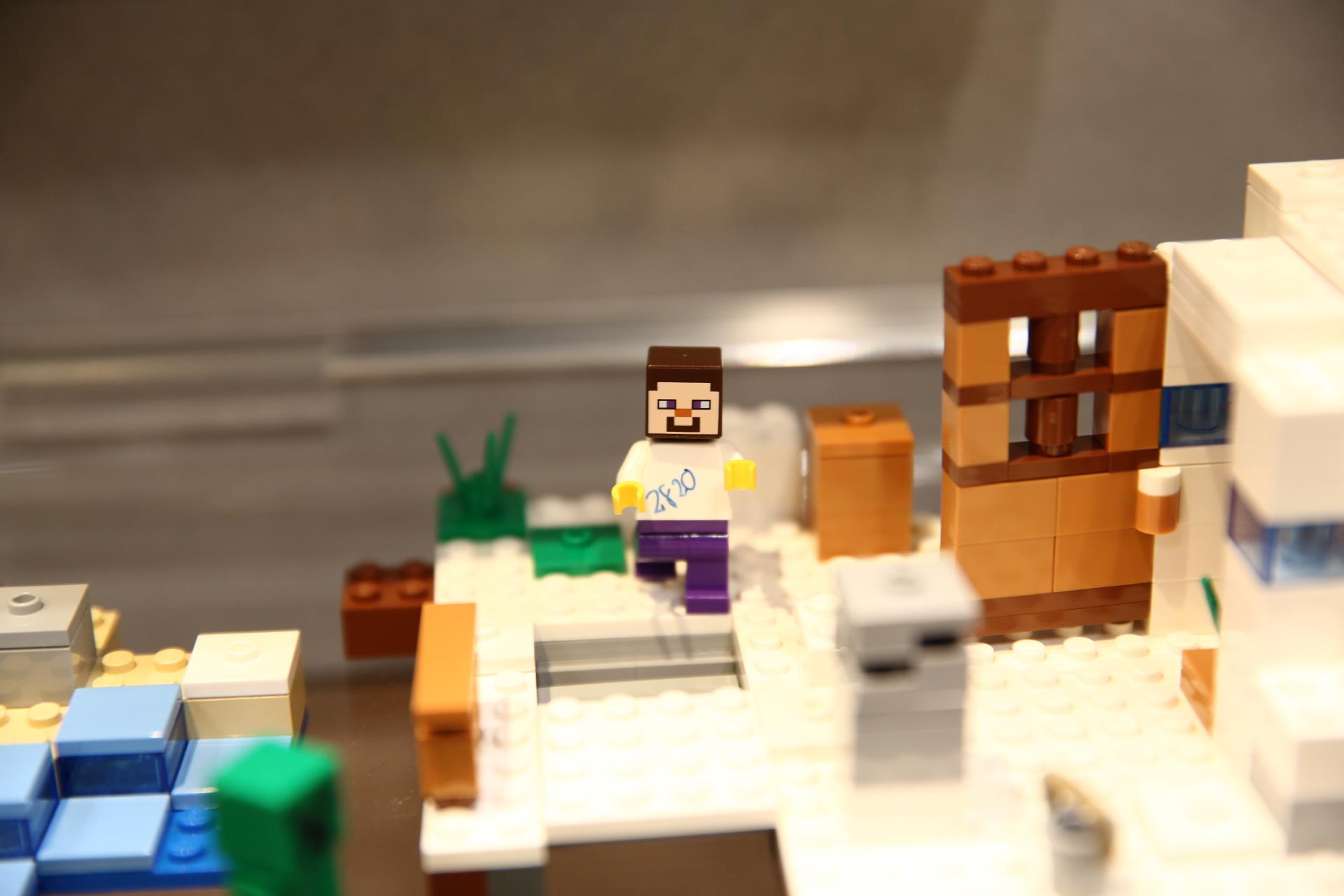 Minecraft Lego House LEGO Star Wars Forum |...