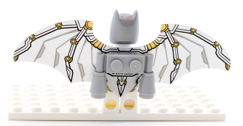 76025 - Batman Back