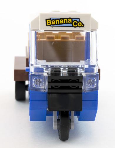 76026 - Banana Co Truck Front